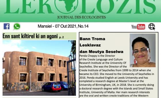 Lekolozis 7 Out 2021 – No14 S2
