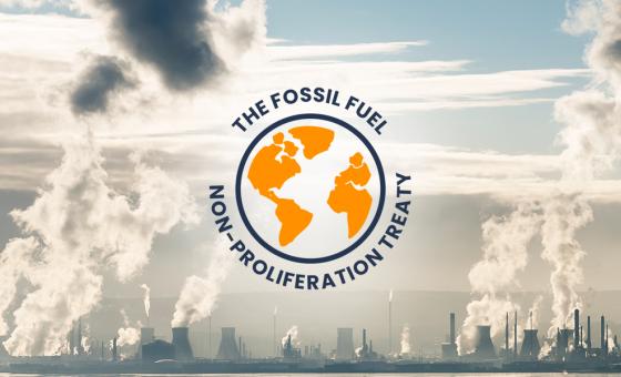 Fossil Fuel Non Proliferation Treaty